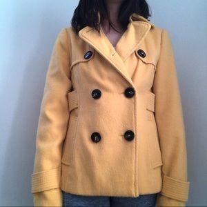Hydraulic Yellow Pea Coat